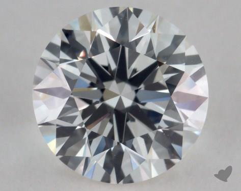 1.04 Carat G-IF Excellent Cut Round Diamond