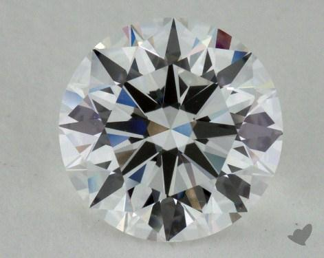 2.01 Carat E-VS1 Very Good Cut Round Diamond