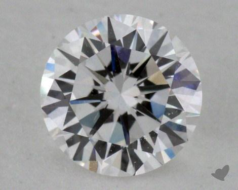 0.70 Carat D-VS1 Good Cut Round Diamond