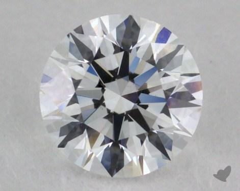 0.71 Carat E-VS1 Excellent Cut Round Diamond