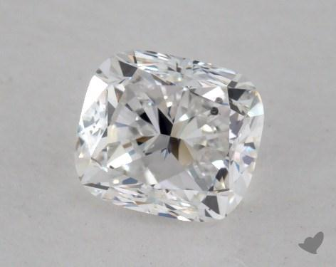 0.80 Carat F-SI2 Cushion Cut Diamond 