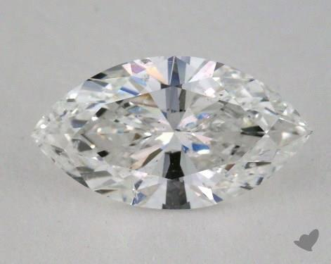 1.05 Carat F-SI2 Marquise Cut  Diamond