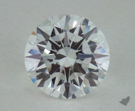 1.16 Carat F-VVS1 Excellent Cut Round Diamond