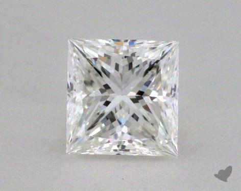 1.57 Carat F-VS2 Ideal Cut Princess Diamond