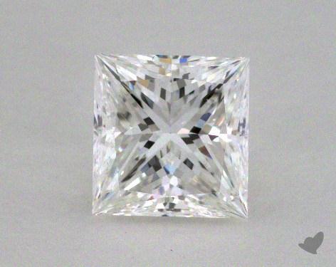 1.57 Carat F-VS2 Ideal Cut Princess Diamond