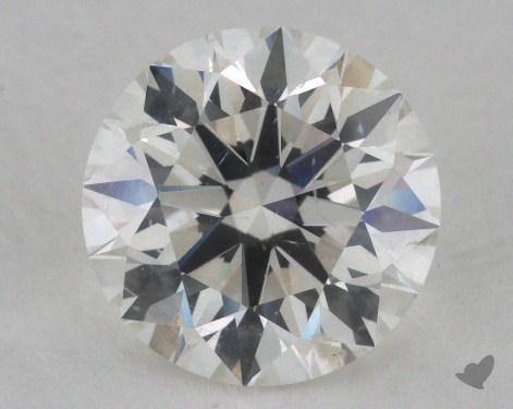 1.56 Carat H-SI1 Excellent Cut Round Diamond