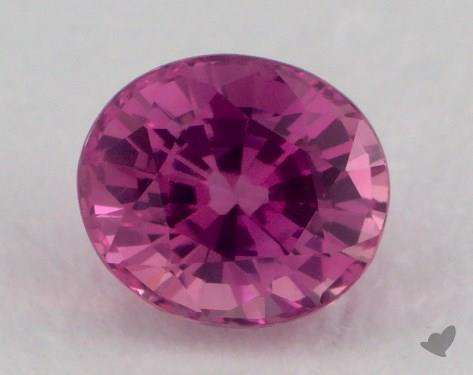 <b>1.03</b> carat Cushion Natural Pink Sapphire