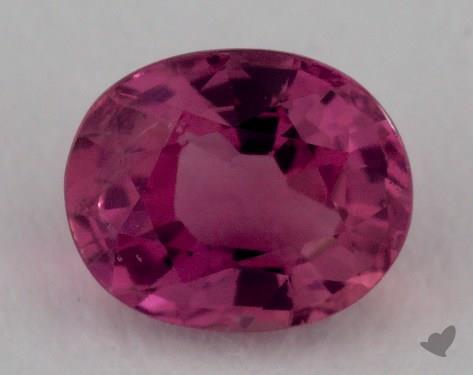 <b>1.25</b> carat Cushion Natural Pink Sapphire