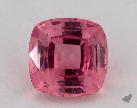 <b>1.60</b> carat Cushion Natural Pink Sapphire