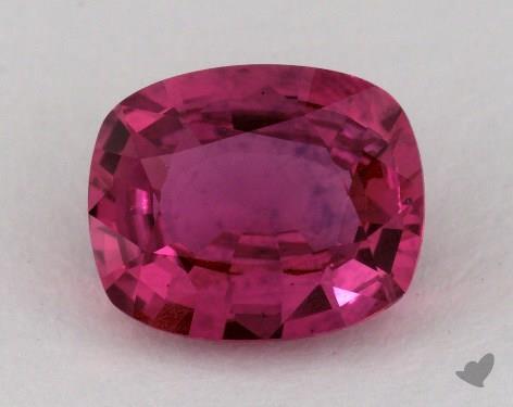 <b>1.80</b> carat Cushion Natural Pink Sapphire