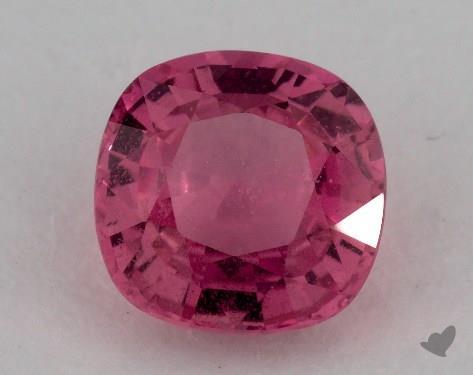 <b>1.85</b> carat Cushion Natural Pink Sapphire