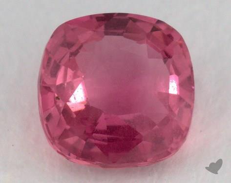 <b>2.24</b> carat Cushion Natural Pink Sapphire