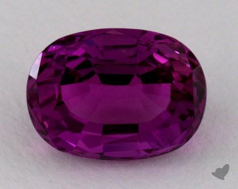 <b>2.25</b> carat Oval Natural Pink Sapphire