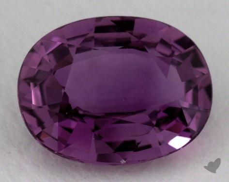 <b>2.98</b> carat Oval Natural Pink Sapphire