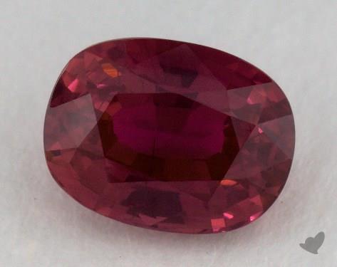 <b>3.27</b> carat Oval Natural Pink Sapphire