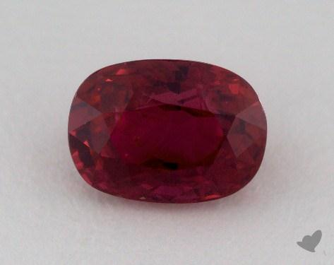 <b>2.04</b> carat Cushion Natural Ruby