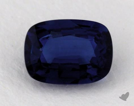 <b>1.64</b> carat Cushion Natural Blue Sapphire