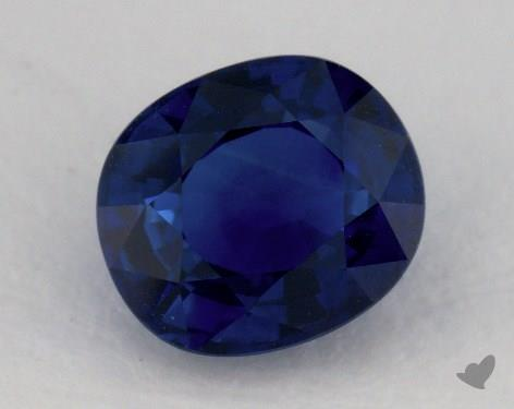 <b>1.72</b> carat Cushion Natural Blue Sapphire