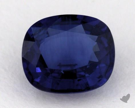 <b>1.79</b> carat Cushion Natural Blue Sapphire