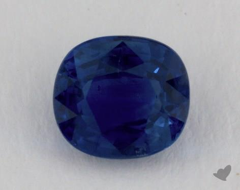 <b>1.81</b> carat Cushion Natural Blue Sapphire