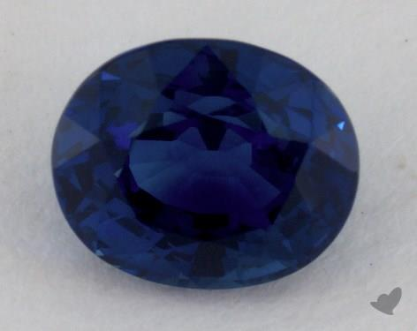 <b>1.82</b> carat Cushion Natural Blue Sapphire