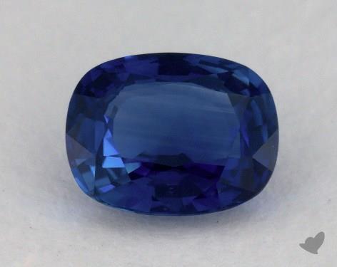 <b>1.98</b> carat Cushion Natural Blue Sapphire