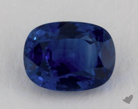 <b>2.42</b> carat Cushion Natural Blue Sapphire