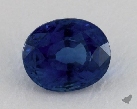 <b>8.20</b> carat Cushion Natural Blue Sapphire