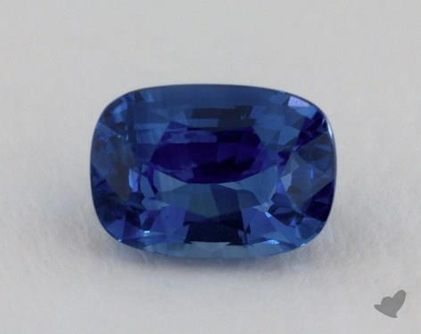 <b>3.09</b> carat Cushion Natural Blue Sapphire