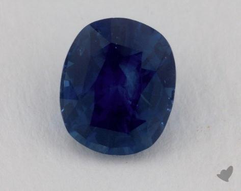 <b>3.34</b> carat Cushion Natural Blue Sapphire