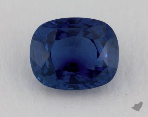 <b>4.10</b> carat Cushion Natural Blue Sapphire
