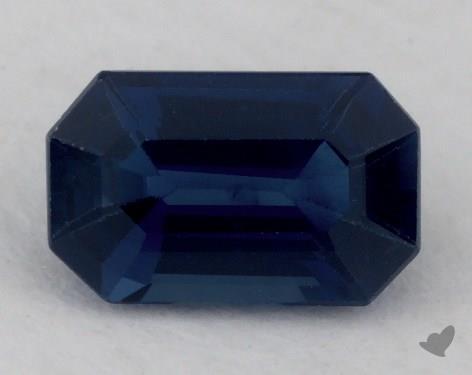 <b>1.03</b> carat Emerald Natural Blue Sapphire