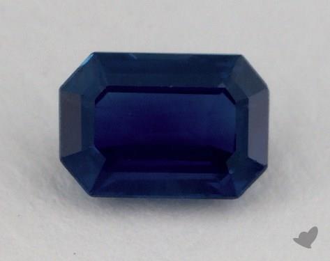 <b>1.05</b> carat Emerald Natural Blue Sapphire