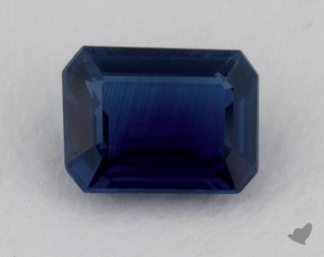 <b>1.17</b> carat Emerald Natural Blue Sapphire
