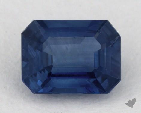 <b>1.19</b> carat Emerald Natural Blue Sapphire