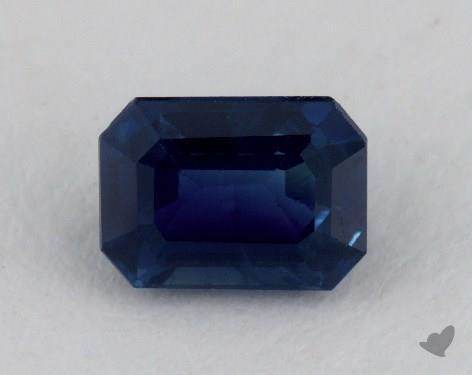 <b>1.21</b> carat Emerald Natural Blue Sapphire
