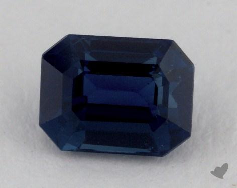 <b>1.35</b> carat Emerald Natural Blue Sapphire