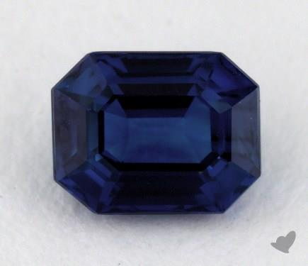 <b>1.80</b> carat Emerald Natural Blue Sapphire