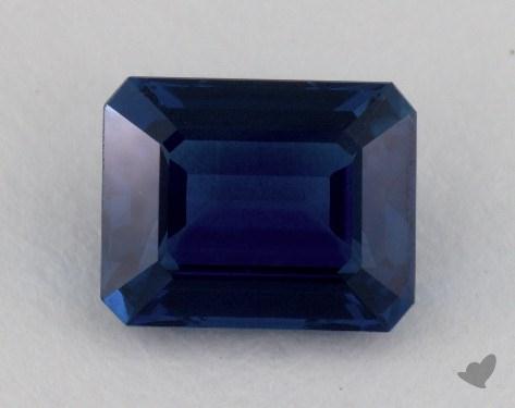 <b>2.86</b> carat Emerald Natural Blue Sapphire