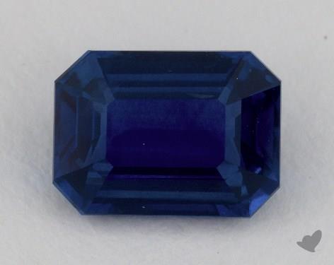 <b>3.50</b> carat Emerald Natural Blue Sapphire