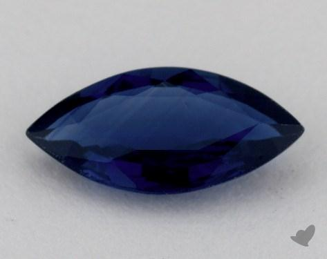 <b>1.33</b> carat Marquise Natural Blue Sapphire