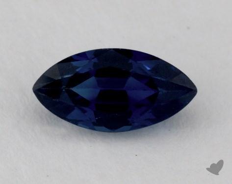 <b>1.81</b> carat Marquise Natural Blue Sapphire