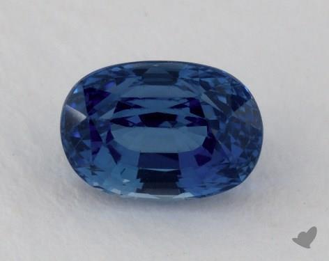 <b>1.48</b> carat Oval Natural Blue Sapphire
