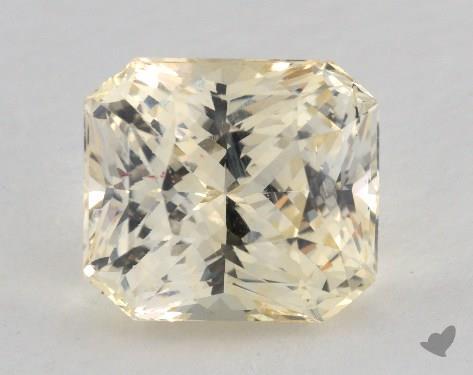 <b>7.11</b> carat Radiant Natural Yellow Sapphire