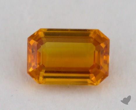 <b>1.62</b> carat Emerald Natural Yellow Sapphire
