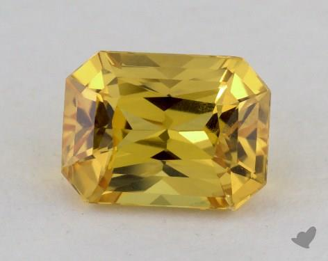 <b>2.09</b> carat Emerald Natural Yellow Sapphire