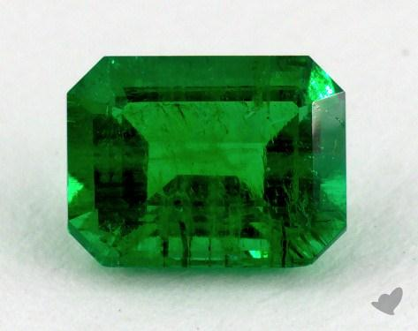 <b>0.80</b> carat Emerald Natural Green Emerald