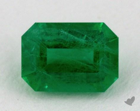 <b>0.97</b> carat Emerald Natural Green Emerald