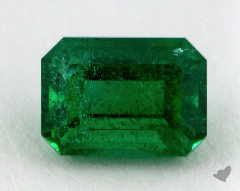 <b>0.92</b> carat Oval Natural Green Emerald