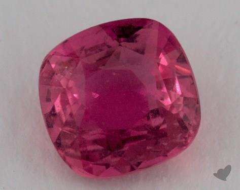 <b>4.72</b> carat Cushion Natural Pink Sapphire